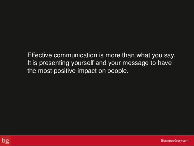 How to Improve Communication Skills Slide 3
