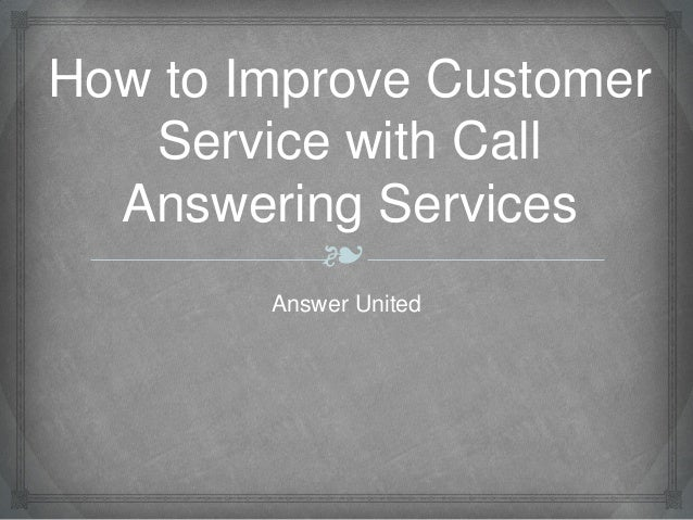 10 Things to Do to Improve Service in 2012