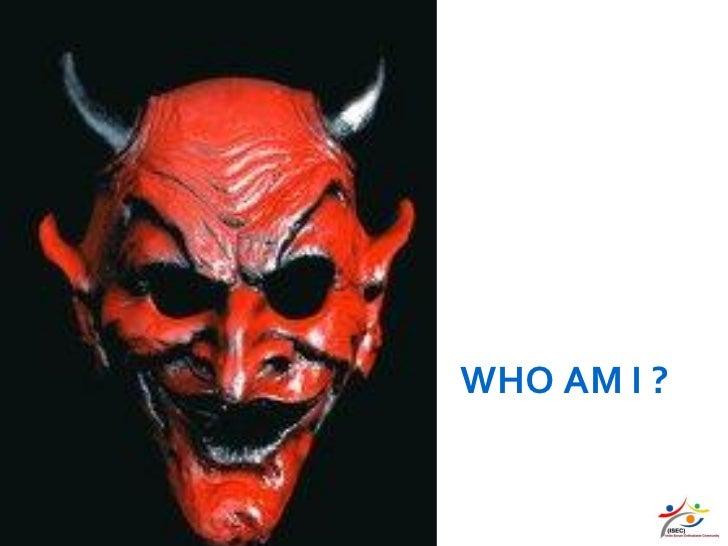 WHO AM I ?www.agiletour.org