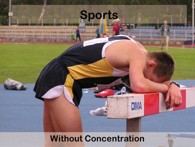 how to improve concentration in sport