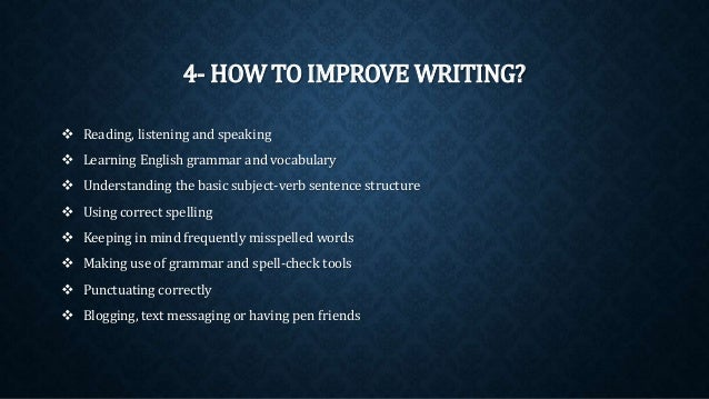 How to improve your English for non-English speakers