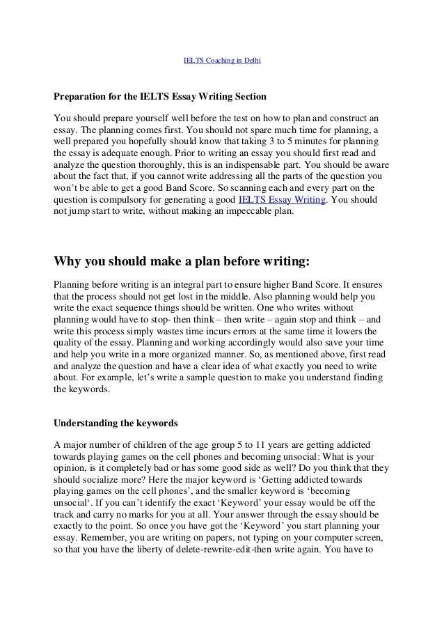 Essay writing help how improve ielts
