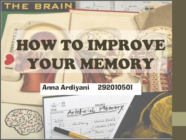 Improving Memory - Harvard Health
