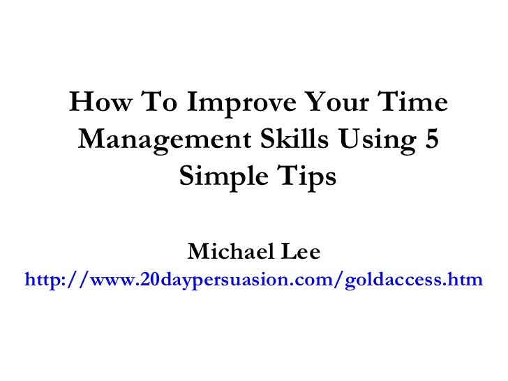 The Ultimate Guide to Time Management