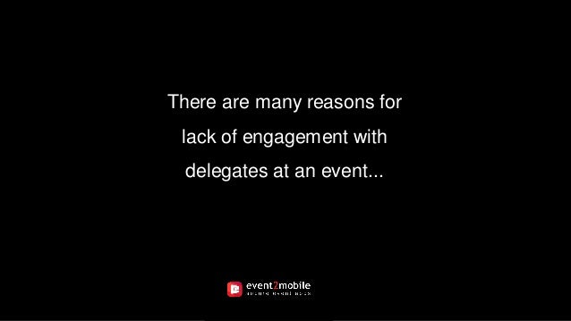 How to Increase Audience Engagement at Events Slide 3