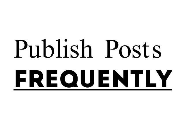 How to Increase Blog Traffic in 3 Easy Ways Slide 3