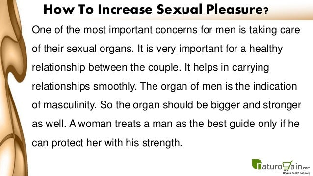 Best way to pleasure a woman sexually