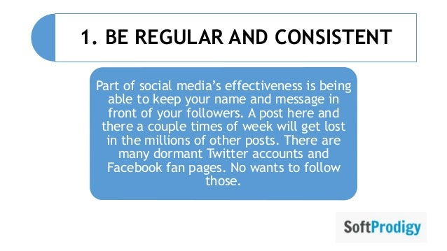How To Increase Social Media Followers -SoftProdigy