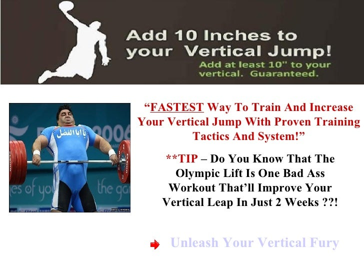 Vertical Workouts For Basketball