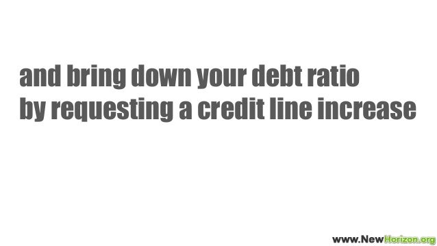 how to quickly raise credit score