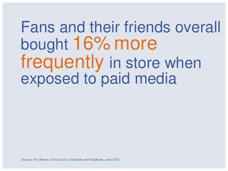 How to Influence the Friends of Your Facebook Fans Slide 3