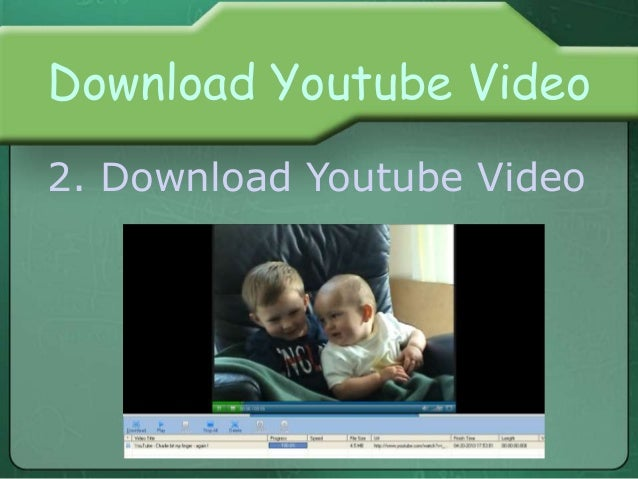 How to insert part of youtube video to powerpoint from specific.