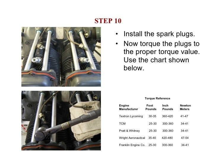 how to install aircraft sparkplugs 10 728?cb=1282731280 how to install aircraft sparkplugs  at fashall.co