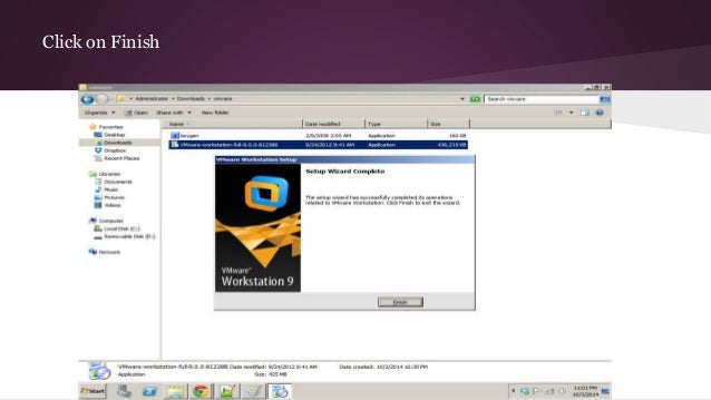 How to install centos 5.5 in vmware workstation