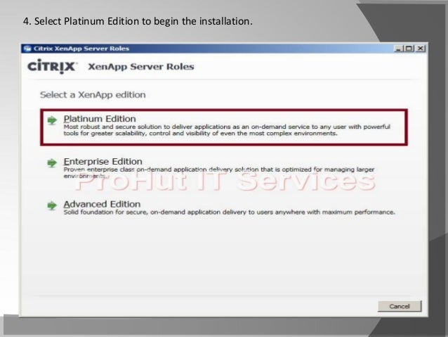 How to install Citrix Web Interface for Citrix XenApp 6 5 on