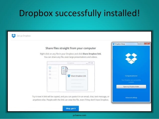 How to Install Dropbox in Windows Desktop for Beginners