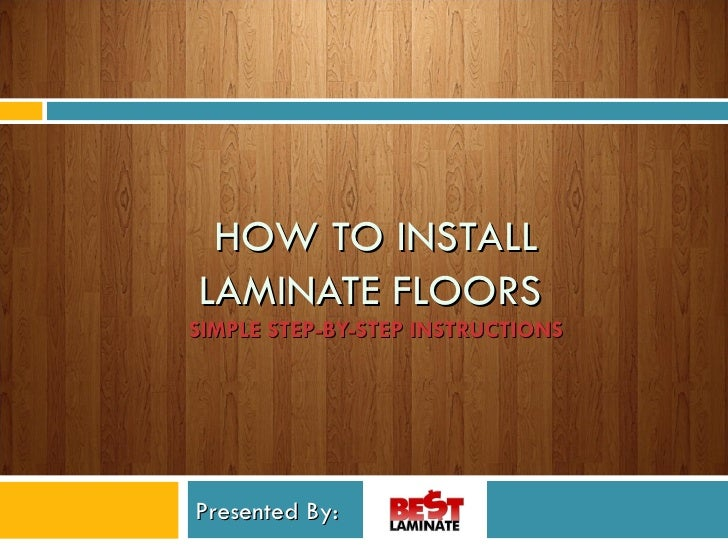 How to install laminate flooring fearlessly for How to lay laminate flooring through a doorway