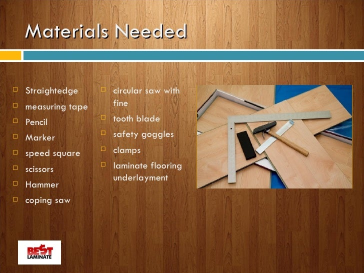 How to install laminate flooring fearlessly for Installing laminate wood flooring