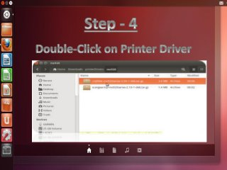 How to install ricoh printer driver for linux ubuntu