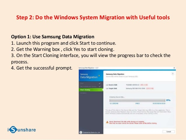How to Install Samsung SSD in Laptop without Reinstalling