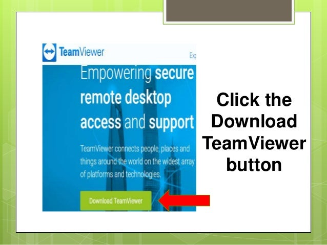How to install team viewer & how it works