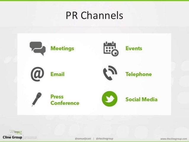 PR Channels