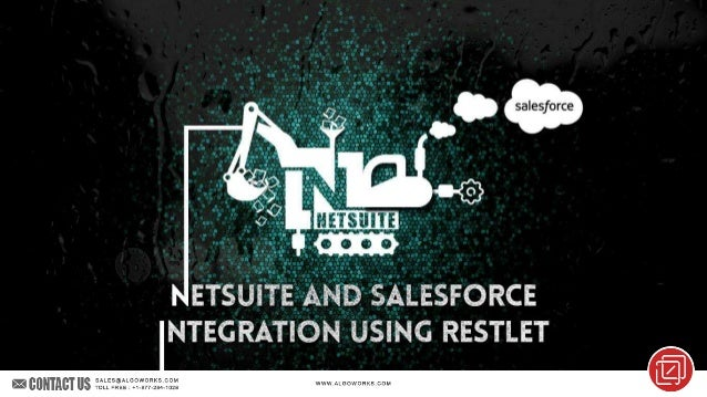 How To Integrate Salesforce With Netsuite?