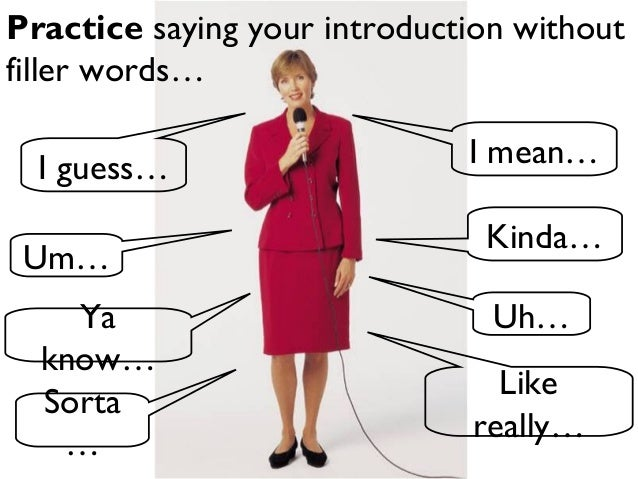 How to Introduce Yourself Quickly