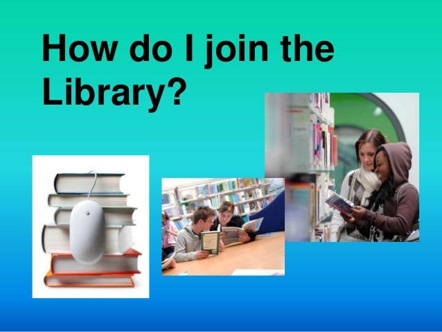 How do I join theLibrary?