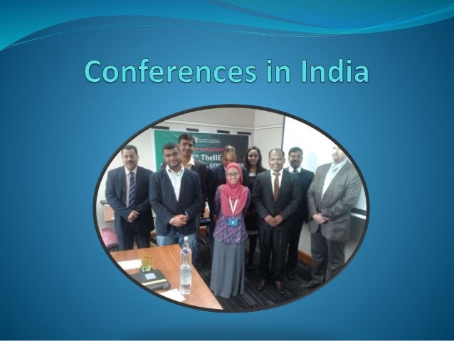  There are many Smartphone apps are available in the market to get feeds on different conferences happening in the state ...