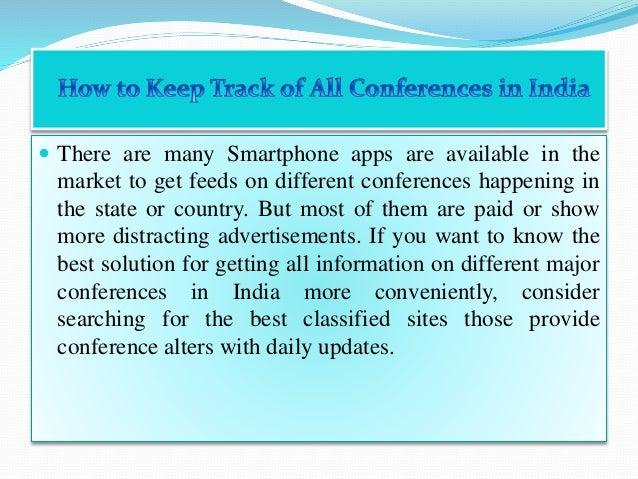  Dharma Vihar  BBSR  751030  India  +91 – 7735082562  For More Information Visit us:-  http://www.conferencealert.c...