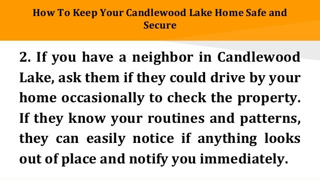 how to keep home safe from burglars