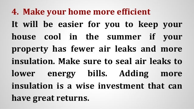 How To Keep Your South Tampa Home Cool This Summer