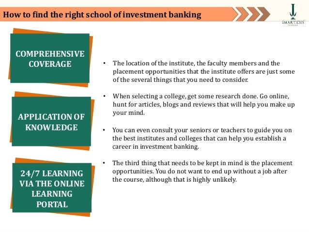 What is the best way to learn about finance and investment ...