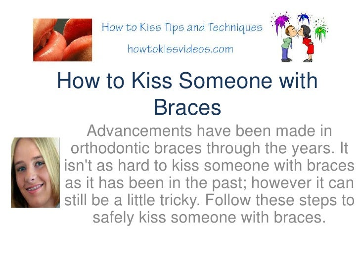 How to kiss a guy with tongue