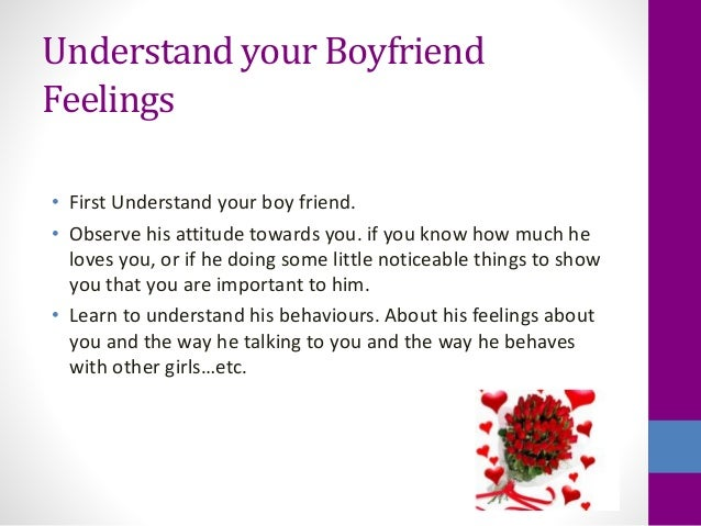 Ways To Tell If Your Boyfriend Loves You