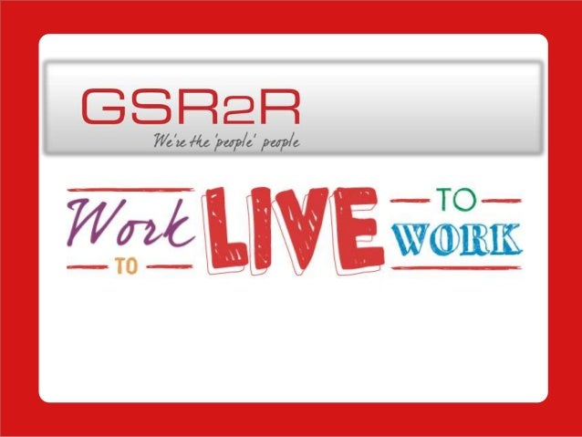 GSR2R How To Know You Have Found An Amazing Candidate