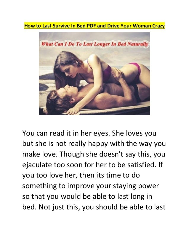 Ways to make your woman happy in bed
