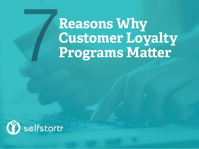 How to launch a customer loyalty program that boosts your bottom line Slide 3