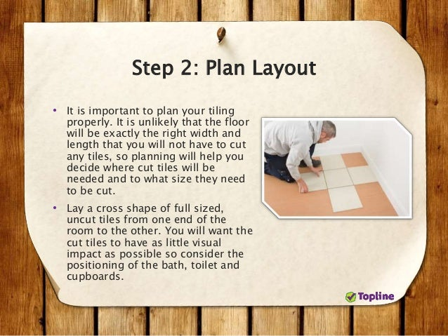 Laying Floor Tiles A Diy How To Guide