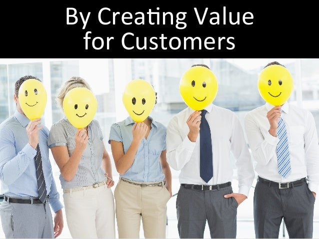 How to Lead Customer Value Creation by Dan Olsen at Leading the Product Melbourne Slide 3