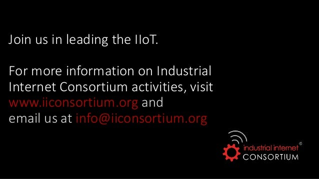 How to Lead in IIoT