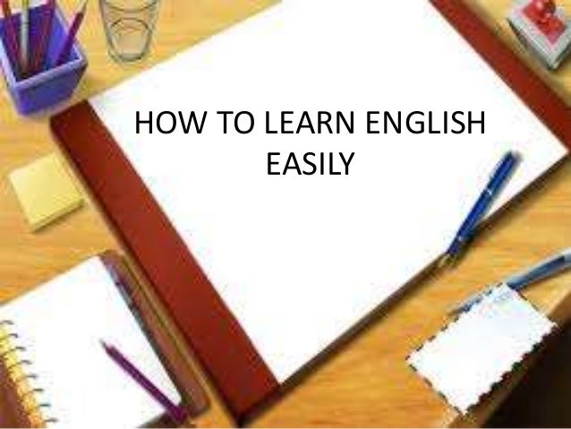 how to understand english easily