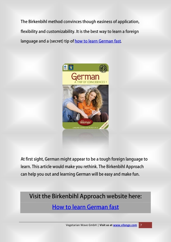 German for Beginners: Learning Tips - ThoughtCo