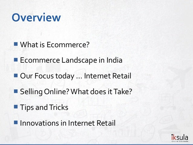 How to leverage ecommerce Slide 2