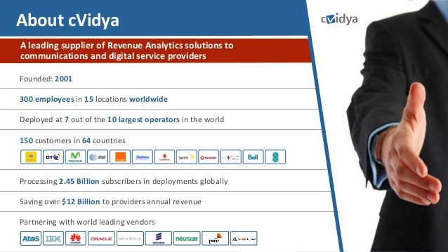 How to Leverage Big Data to Help Finding Fraud Patterns & Revenue Assurance Slide 3