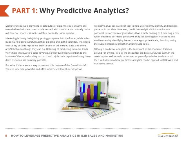 How To Leverage Predictive Analytics Whitepaper For Business