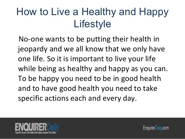 what does it mean to live a good life What do these words mean to you obviously, they will mean different things to  different people to most people living in western countries,.