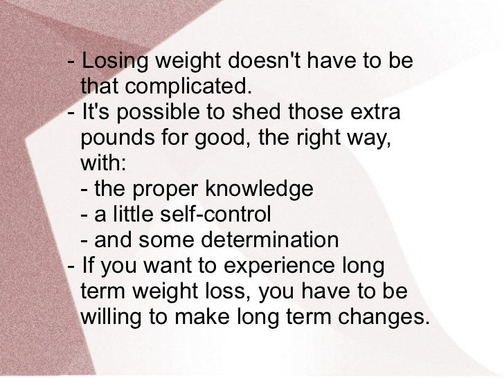 weight loss during cancer treatment