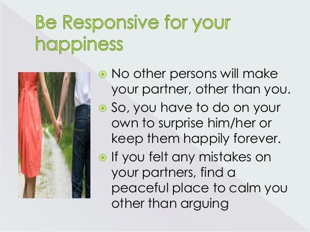To Maintain Healthy Relationship A Ways